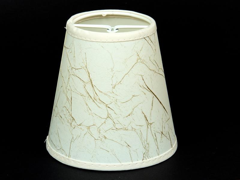 lampenschirm aufsteck weiss marmoriert e14 klemmschirm gold kronleuchter ebay. Black Bedroom Furniture Sets. Home Design Ideas