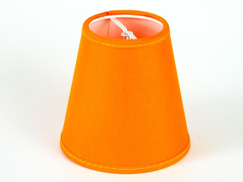 Lampenschirm Zum Aufstecken : lampenschirm zum aufstecken orange farbenfroh modern e 14 klemmschirm ebay ~ Sanjose-hotels-ca.com Haus und Dekorationen