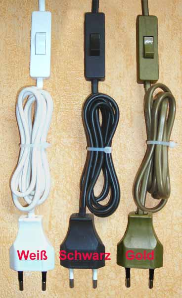 elektrischer anschlu. Black Bedroom Furniture Sets. Home Design Ideas